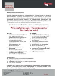 Stellenanzeige_Serviceleiter_08-17