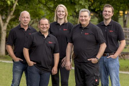 ThermoTEC Team Werkstatt